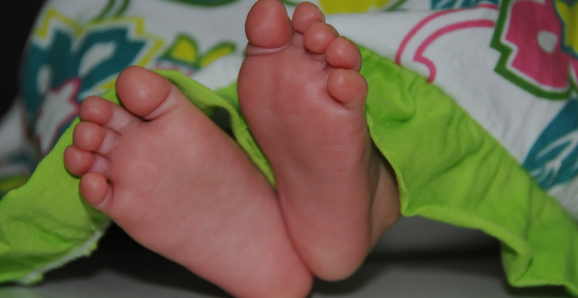 The Genetics of Children's Feet