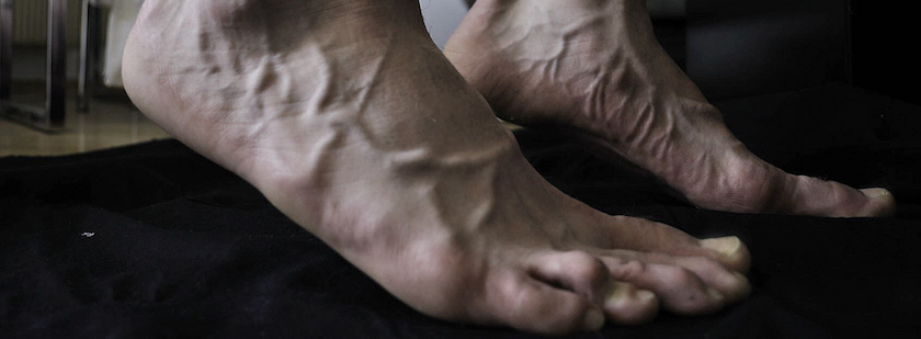 Feet Get Larger with Age