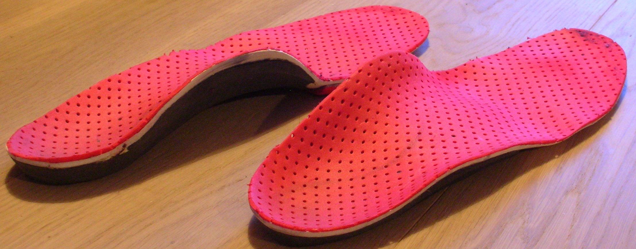 Softer, Flexible Orthotics for Comfort