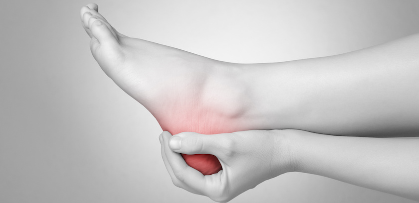 Watch for Heel Pain in Young Athletes