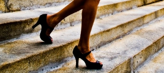 High Heels Can Cause Ingrown Toenails