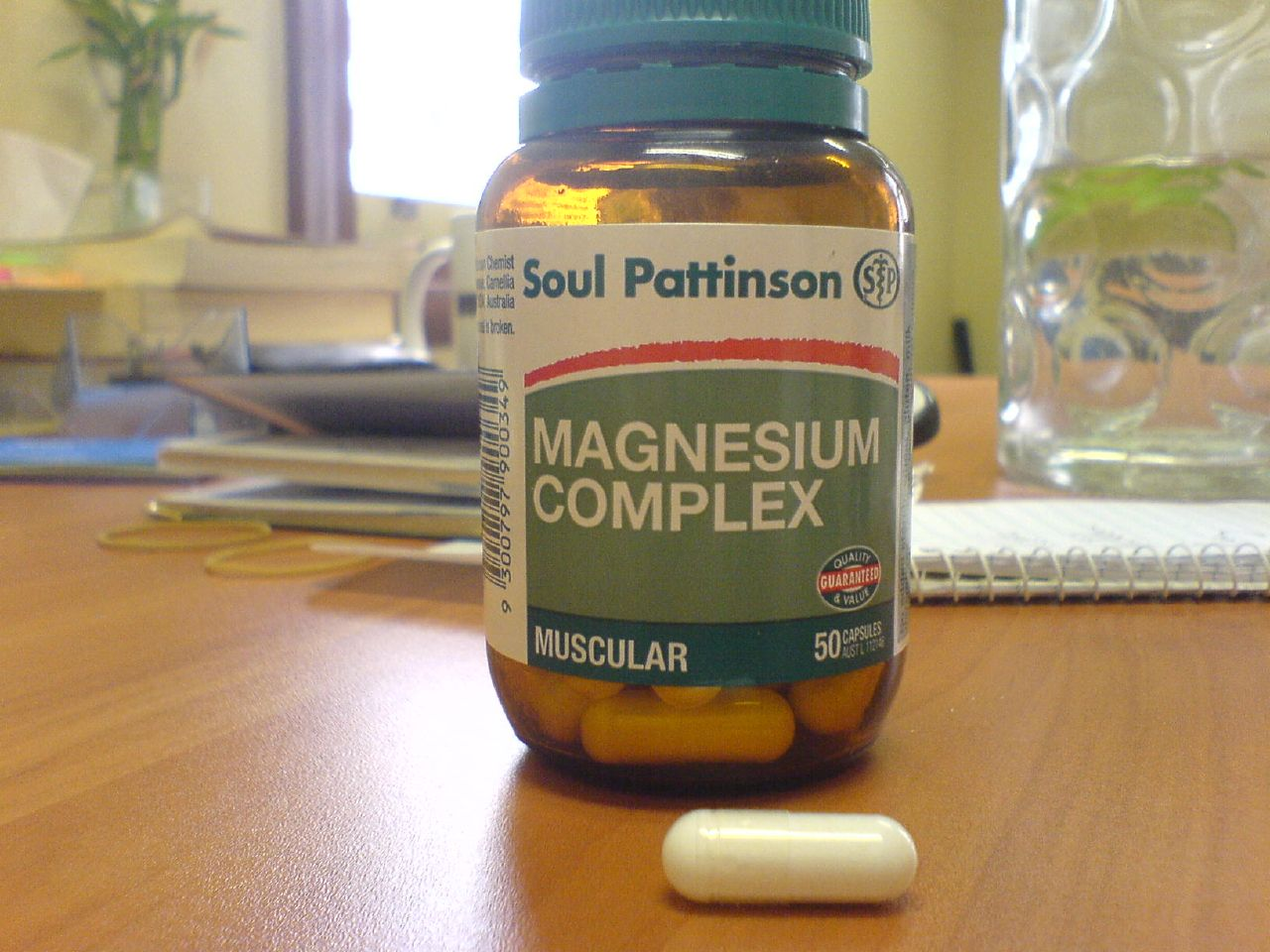 Magnesium for Leg Cramps