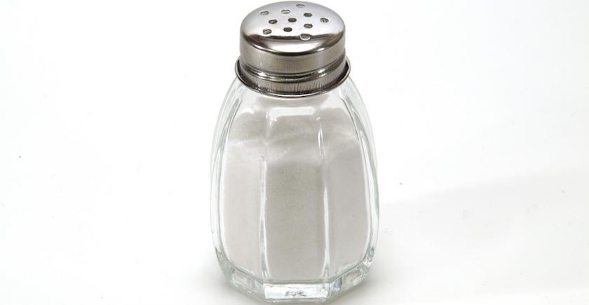 Salt Your Shoes