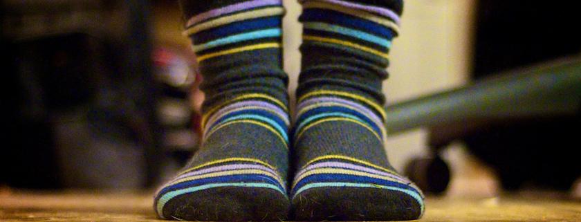 Avoid Foot Antiperspirants