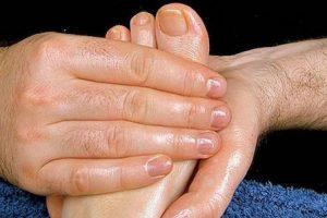 Taming Tingly Feet