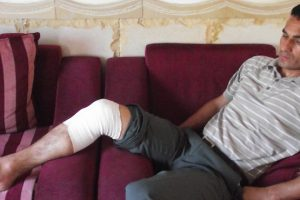Soreness and injury